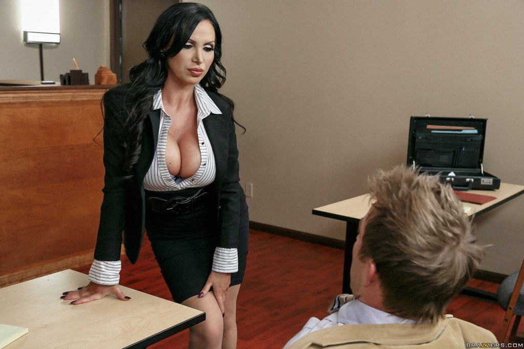 Big Tits At Work Samples 79