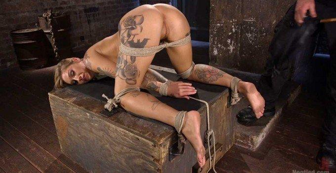 bondage fessel erotische massage hamburg
